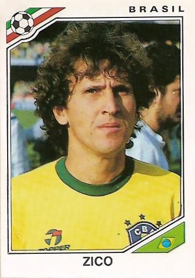 ZICO Brazil (1986)