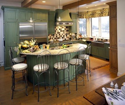 108 best images about provencal color and style on for Carriage house kitchen cabinets