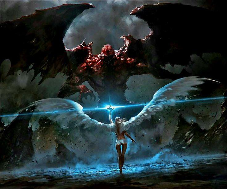 Good vs Evil War