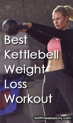 The Best Kettlebell Weight Loss Workout For Beginners