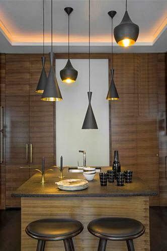 pendant lighting | kitchen | paris france | interior architecture &…