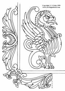 Mythological Corners Pattern Package - download
