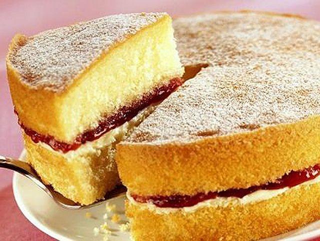 Spons-cake...