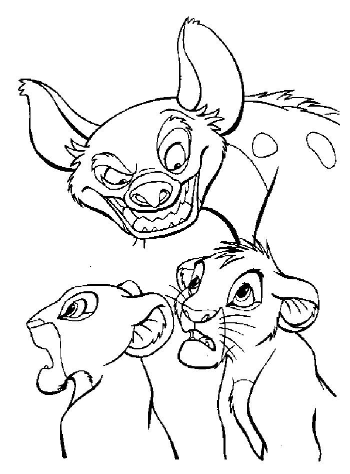Lion King Coloring Pages Simba And Nala 1 Lion King Lion Coloring Pages Cartoon Lion