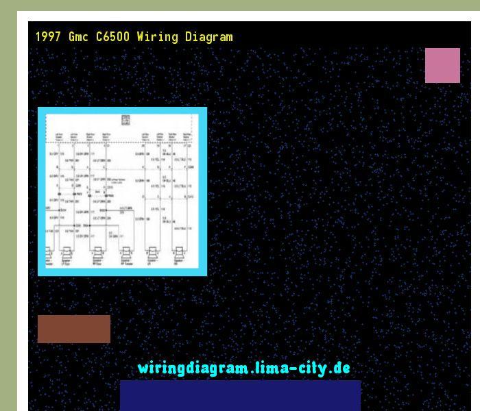 1997 gmc c6500 wiring diagram Wiring Diagram 18313 - Amazing