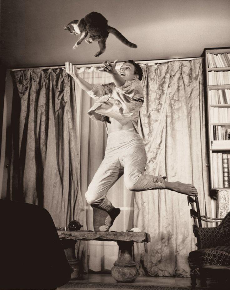 Jean Seberg, 1959  © Philippe Halsman