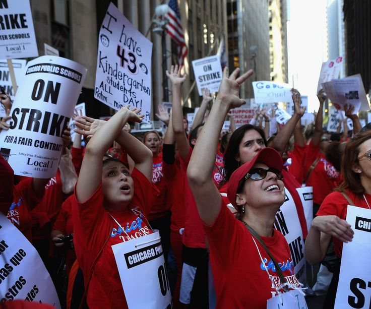 Chicago Public Schools Strike - What About Their Student's Future?