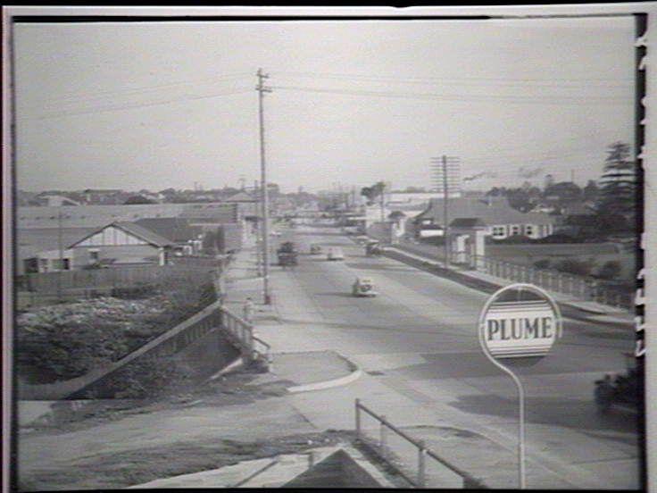 Parramatta Rd., (1938)