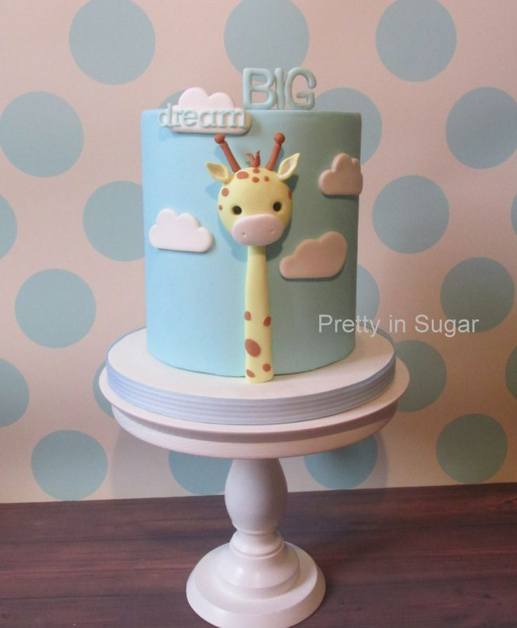 Baby Cake | Dream Big # cake stand by Coco&Baunilha