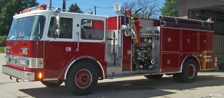Used Fire Truck: 1988 Pierce Arrow - for sale at Firetec Used Apparatus Sales (PE-11400)