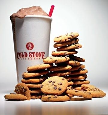 Worst Beverage in America - Cold Stone PB&C  