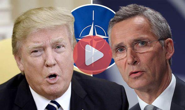 Watch LIVE: Donald Trump meets NATO Secretary General Jens Stoltenberg - https://newsexplored.co.uk/watch-live-donald-trump-meets-nato-secretary-general-jens-stoltenberg/