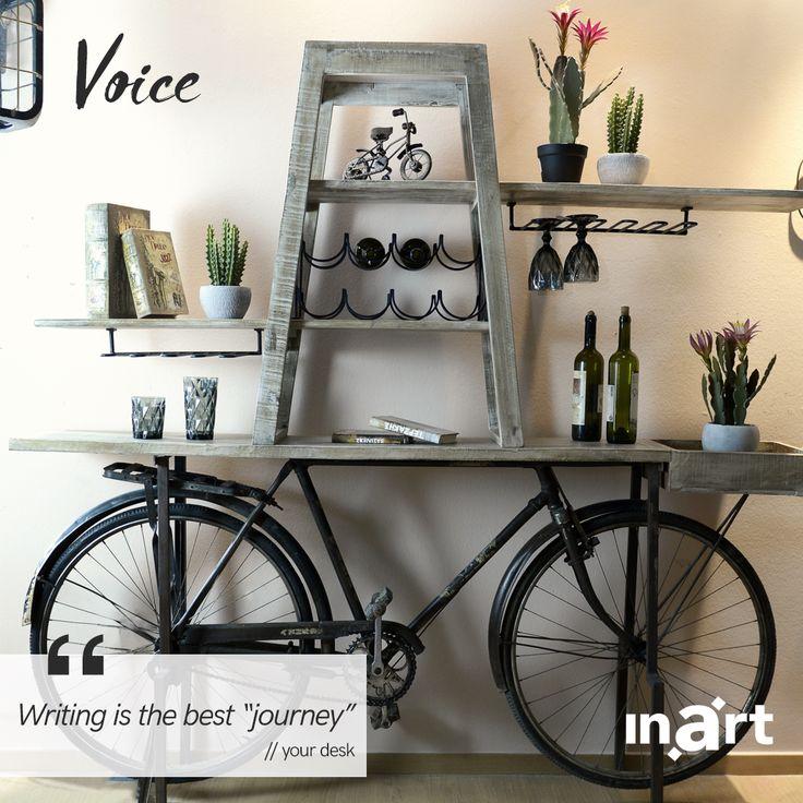 Τι θα σου έλεγε το γραφείο σου αν μπορούσε να μιλήσει; Κάνε σε σχόλιο την απάντηση! What would your desk say to you if it had a voice? #inartVoice