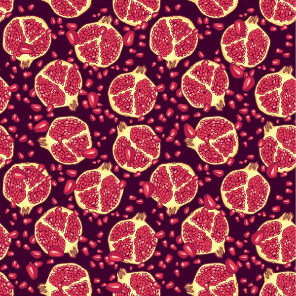 Pomegranates are the best. Gorgeous and delicious ... MMMM!