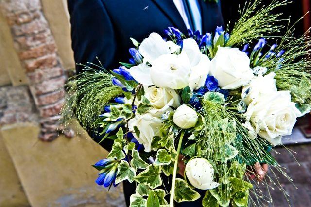 Romantic bouquet | Il bouquet è romantico