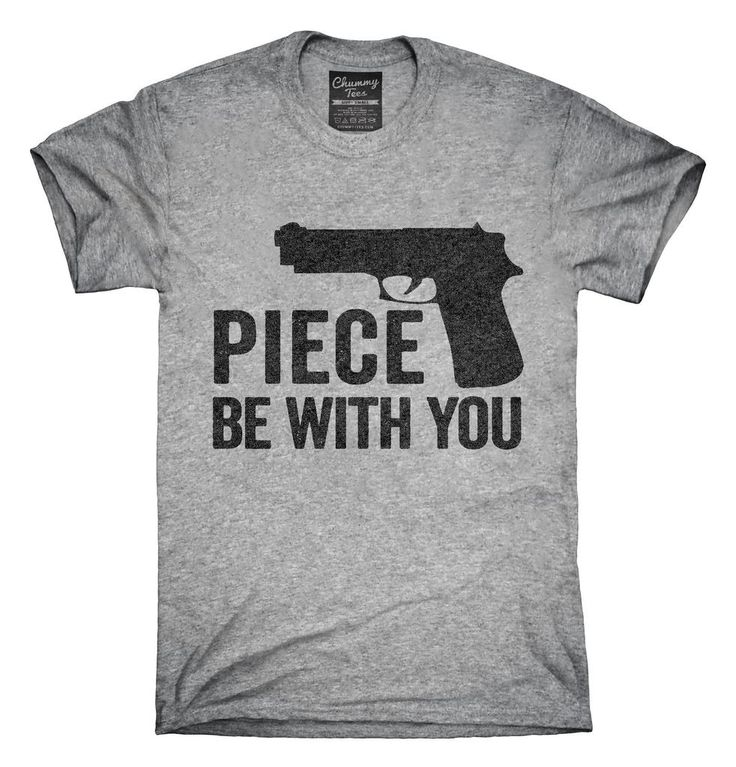 Piece Be With You Funny CCW Concealed Carry T-Shirt, Hoodie, Tank Top