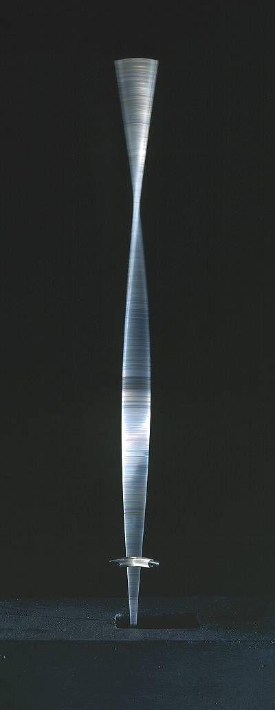 Naum Gabo, Kinetic Construction (Standing Wave), 1919-20