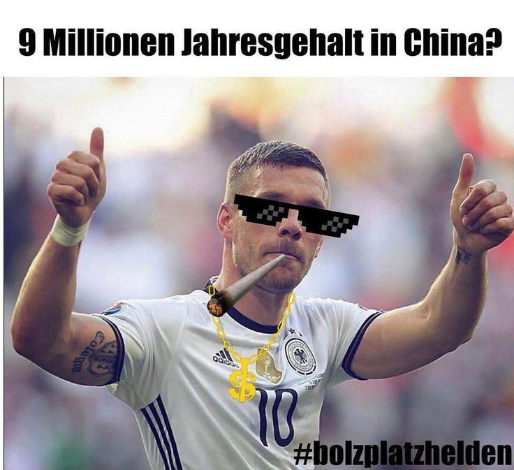 Poldi China