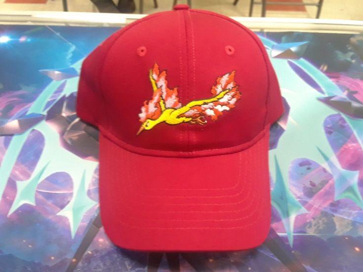 #pokemon Official Pokemon Moltres Regional Baseball Cap Hat NEW!! please retweet