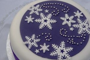 Day 1 ; Christmas Cakes! from @Ruth H. Clemens