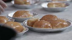Beignes glacés au sirop | Télé-Québec | Un chef à la cabane | http://unchefalacabane.telequebec.tv/recettes/111/beignes-glaces-au-sirop