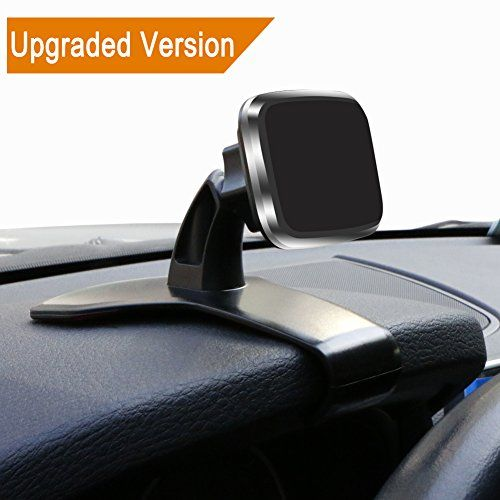 Car Cell Phone Holder, Bukm Universal Magnetic Dashboard Phone Mount Holder [New Design] [Strong Magnet][360 Degree Adjustable Ball-Joint] for Cell Phones and Mini Tablets  https://topcellulardeals.com/product/car-cell-phone-holder-bukm-universal-magnetic-dashboard-phone-mount-holder-new-design-strong-magnet360-degree-adjustable-ball-joint-for-cell-phones-and-mini-tablets/  【Dashboard Phone Holder-Stay Away From The Danger Of Head Down】: Safe dirving-This car phone mount