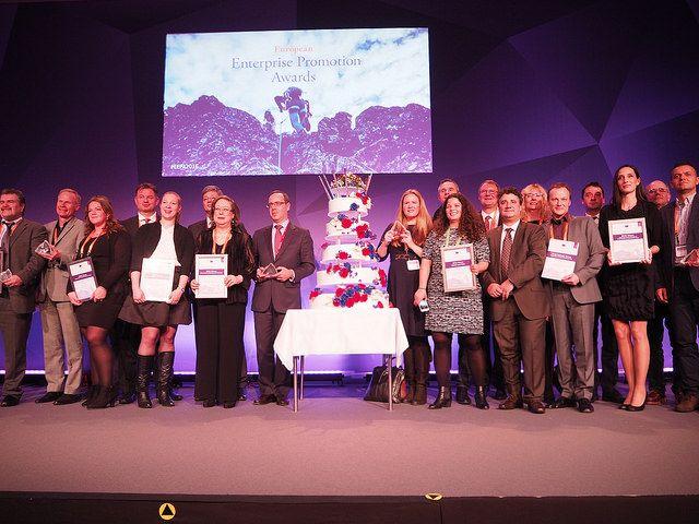 Pressmeddelande: Projekt från Hisingen det mest kreativa och inspirerande initiativet för entreprenörskap iEuropa