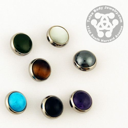 Jewellery With Natural Stones