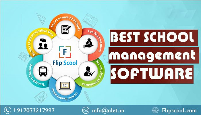 We Provide School Management System in India which is used