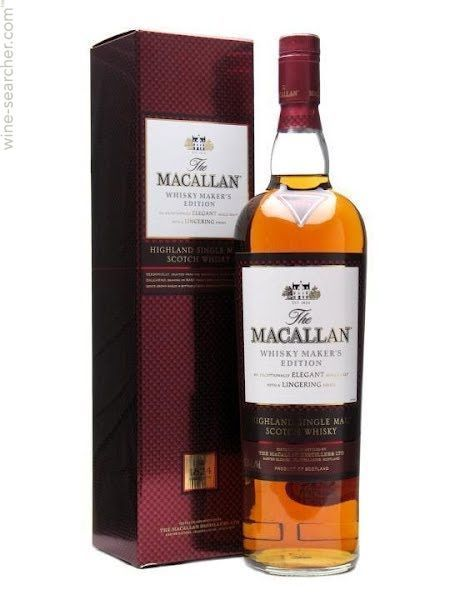 Review #392: Macallan Whisky Makers Edition http://ift.tt/2CoEspy #whiskydrinks