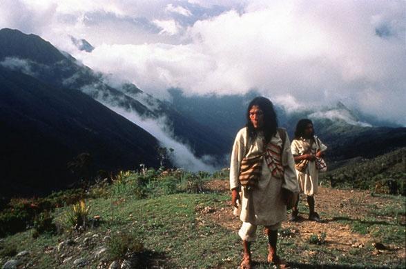 Los Kogi, una tribu de la Sierra Nevada en #Colombia