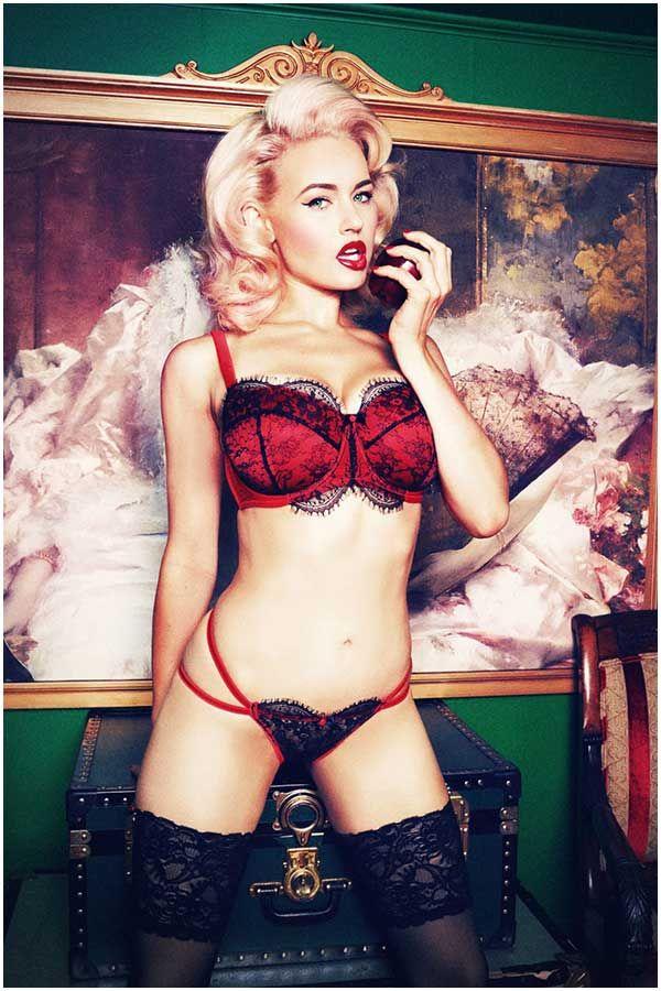 sex Blog lingerie