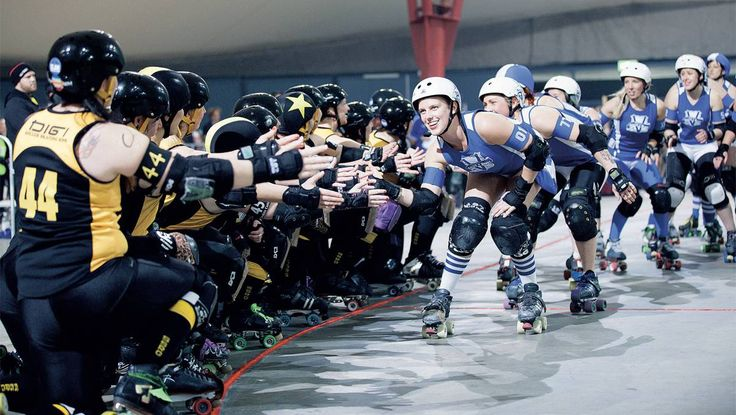 Feature Interview: Roller Derby Saved my Soul