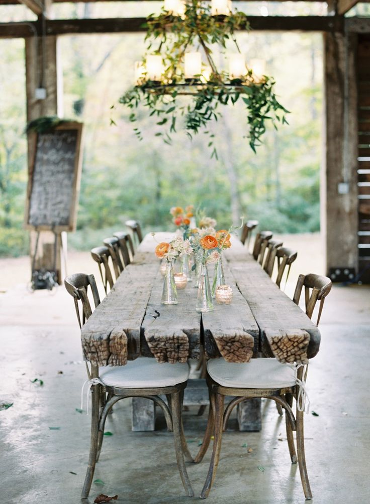 An Elegant and Intimate Autumn Wedding from Austin Gros Photography
