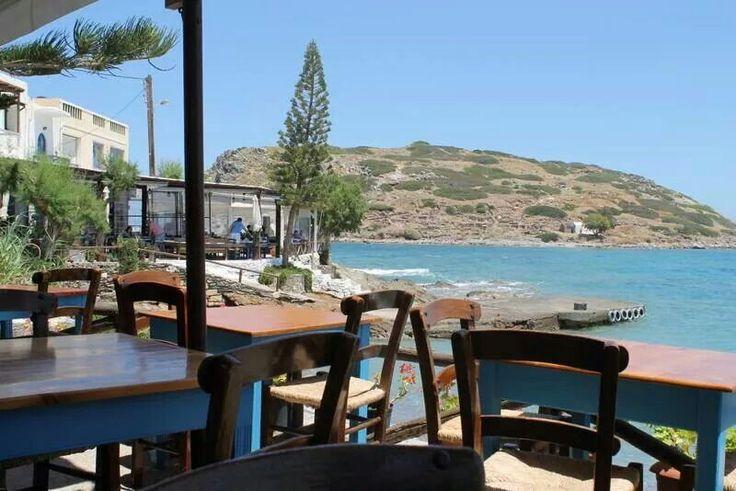 Taverna, Kavouria, Mochlos