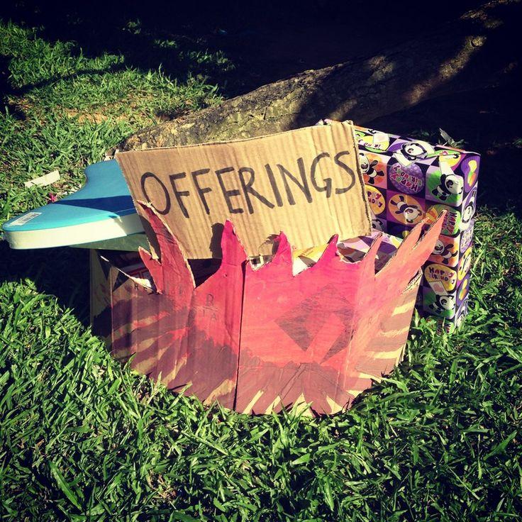 A Crafty Percy Jackson Birthday Party | MalMal Our Inspiration