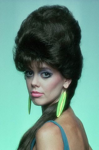 Cindy Wilson    Lovely picture of Cindy from 1980.  via SatanicMechanic79