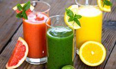 Centrifugati, 10 ricette di frutta e verdura per tornare in forma con gusto…