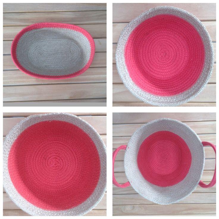 Jute bowls