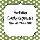 You are purchasing Nonfiction Graphic Organizers that are aligned to the 2nd Grade Texas TEKS. Each TEK is placed on the top of the paper. Graphic ...