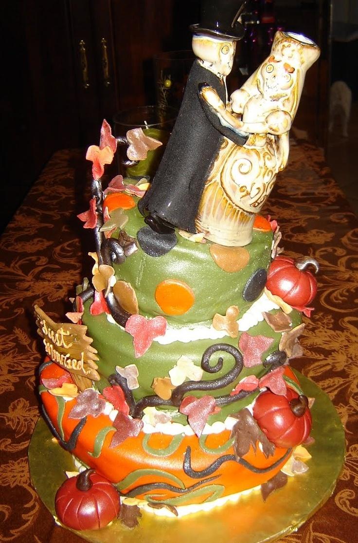 811 best Halloween Wedding Ideas images on Pinterest