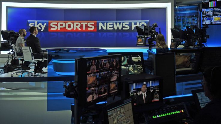This sporting life: behind the scenes of Sky Sports News HQ | Sky Sports News has been given a HQ makeover - here's how the channel embraces the social age. Buying advice from the leading technology site