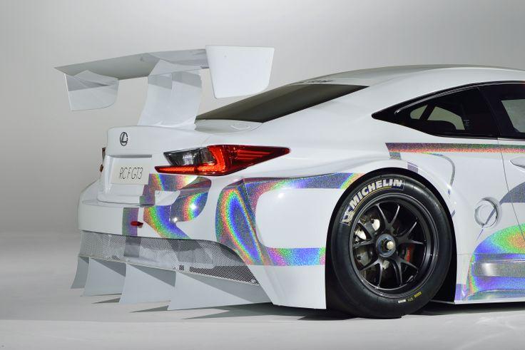 1,250Kg의 경량화한 무게와 RC F V8 엔진으로 540마력의 힘을 갖춘 RC F GT3. | Lexus Facebook ▶ www.facebook.com/lexusKR   #Lexus #LexusRCFGT3 #RCF #GT3 #Concept #GenevaMotorshow #Car