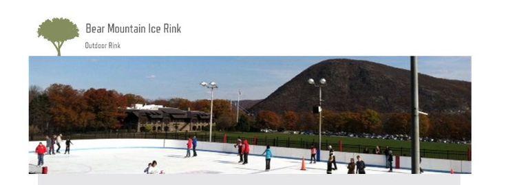 Bear Mountain Ice Rink - HOME
