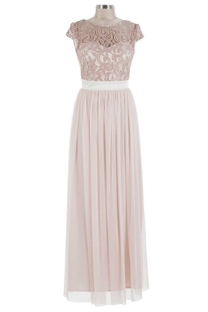 Got A Crush On You Dress - Blush
