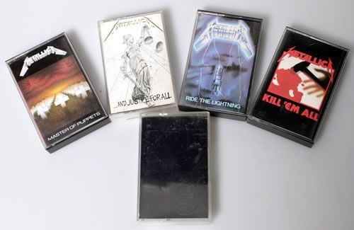 Metallica To Re-Release Demo Tape For Record Store Day - XYCouch