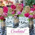 pretty pink flowers in a simple soup can: Centerpieces Ideas, Centerpiece Ideas, Every Girl, Pink Flowers, Diy Flowers, Flowers Arrangements, Pretty Colors, Flower Arrangements, Sparse Flowers