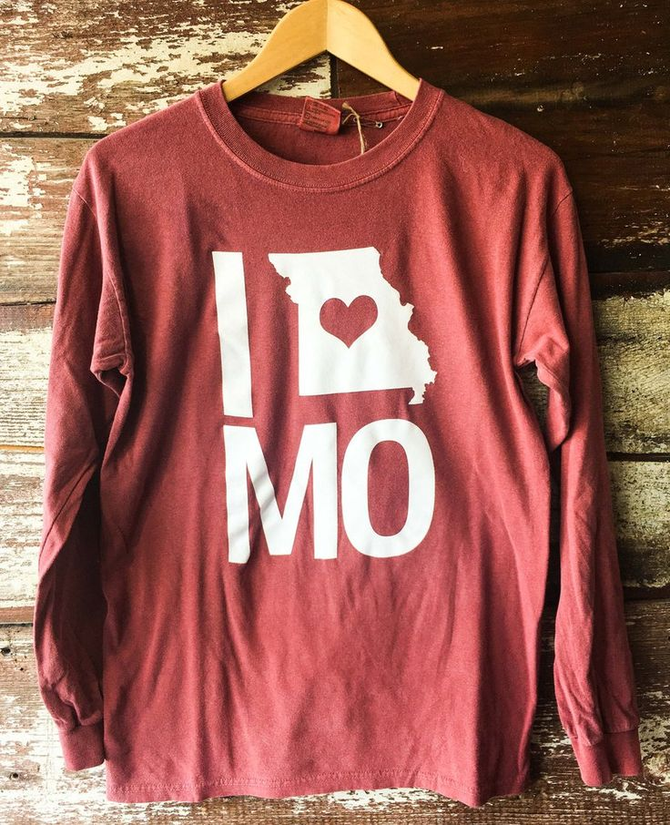 184 best missouri gift guide images on pinterest gift for Shirt printing springfield mo