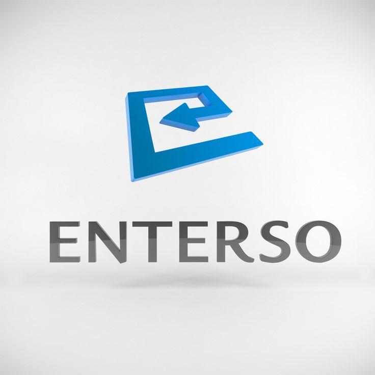 Logo Enterso 3D