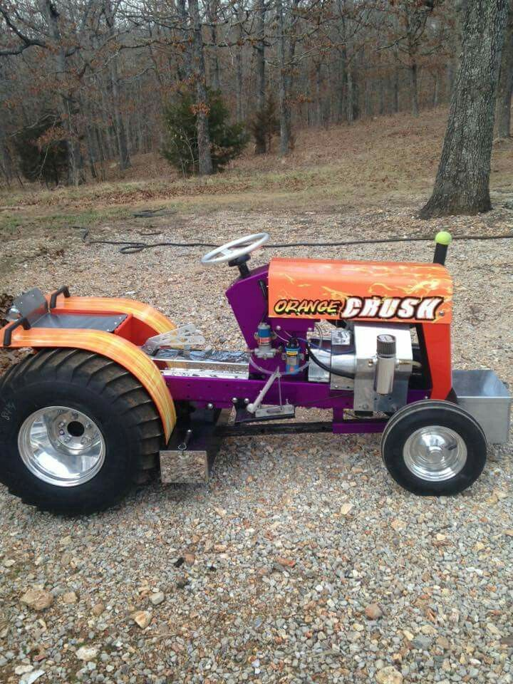 Lawn Tractor Towing : Images about pulling tractors on pinterest gardens
